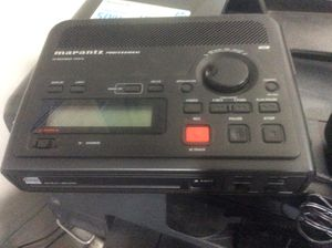 Marantz professional CD recorder for Sale in Snohomish, WA