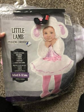 Baby girl costume for Sale in Santee, CA