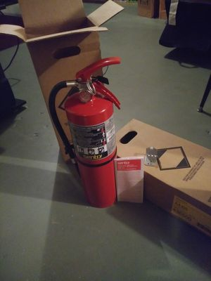 2 brand new sentry 2018 model Fire Extinguishers for Sale in Madison Heights, VA