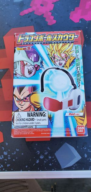 Dragonball Z Replica Accessory - Red Scouter for Sale in Las Vegas, NV
