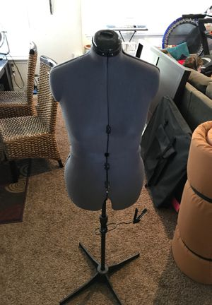Dress Form - Adjustable for Sale in Atascadero, CA