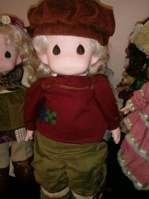 """Precious Moments """"Erich"""" 1994 boy doll vintage and collectible for Sale in Utica, OH"""