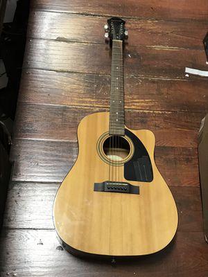 Epiphone Acoustic Guitar AJ-100CE/N for Sale in Los Angeles, CA