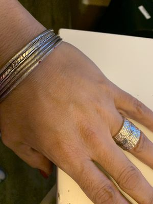 Nice ring and bracelets for Sale in Secaucus, NJ