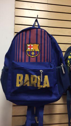 Barcelona licensed backpack for Sale in Lakewood Ranch, FL