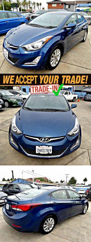2015 Hyundai ElantraSE 6AT for Sale in South Gate, CA