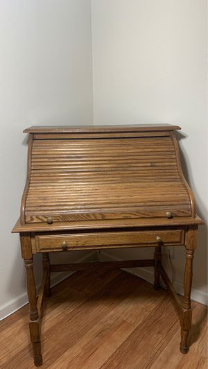 Antique Roll Top Desk for Sale in Los Angeles, CA