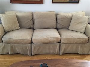 Pottery Barn queen sofa bed for Sale for sale  New York, NY