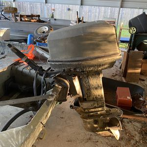Motor Evinrude 30 Hp With Compression (E30TEC '88) for Sale in West Columbia, SC