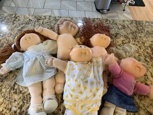 Cabbage patch doll lot for Sale in Schaumburg, IL