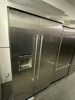 "42"" KITCHENAID BUILT IN STAINLESS STEEL for Sale in Murrieta, CA"