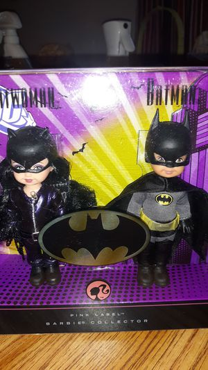 Batman and Catwoman for Sale in Roxana, IL