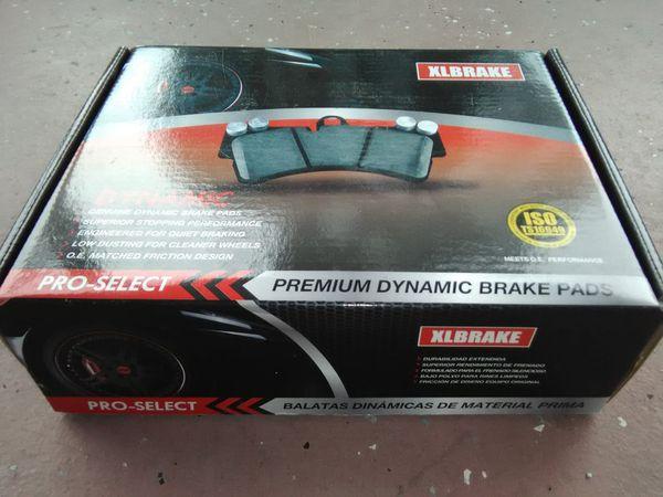 Brand New Brake Pads Chevy truck Silverado