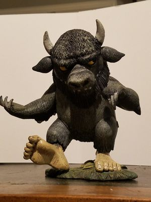 Where The Wild Things Are - Bernard w/base Action Figure from McFarlane Toys - 2000 for Sale in Leander, TX