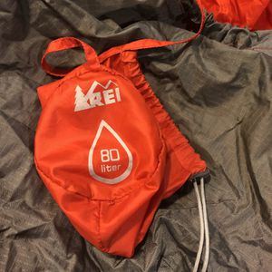 REI 80 Liter Pack Cover for Sale in Seattle, WA
