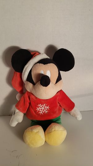 Disney Christmas Mickey Mouse for Sale in Pittsford, NY