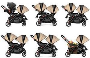 Contour Option Elite Double Stroller for Sale in Charlotte, NC