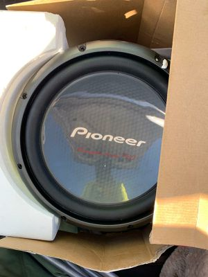 Pioneer subwoofer brand new for Sale in Phoenix, AZ