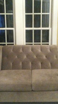 New Beautiful Solid Gray Couch for Sale in Silver Spring,  MD
