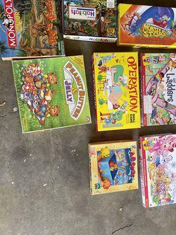 Kids Board Games for Sale in San Jose,  CA