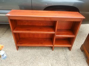 """Shelf 33""""tall, 50""""long & 11""""wide for Sale in Channelview, TX"""