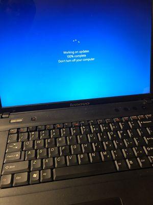 Lenovo laptop for Sale in Bethany, OK