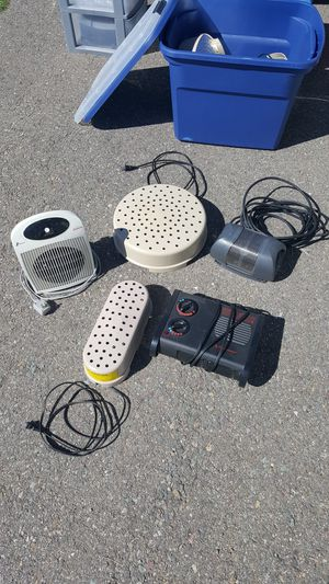 Heaters and dry air for Sale in Missoula, MT