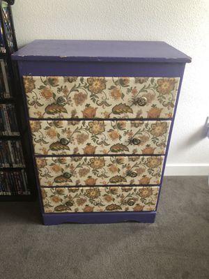 Purple Dresser for Sale in Portland, OR