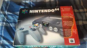 Nintendo 64 like new for Sale in Pinellas Park, FL