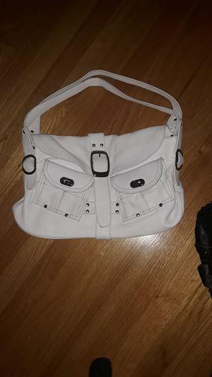 White leather hobo bag for Sale in Marlboro Township, NJ