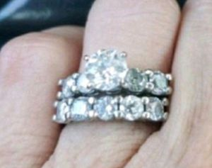 Diamond wedding rings for Sale in Carson, CA