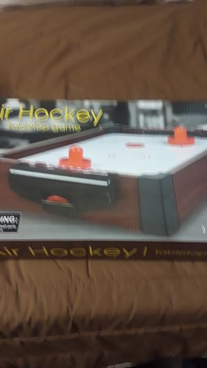 AIR HOCKEY table top game NEW IN THE BOX check out all pictures for Sale in San Diego, CA