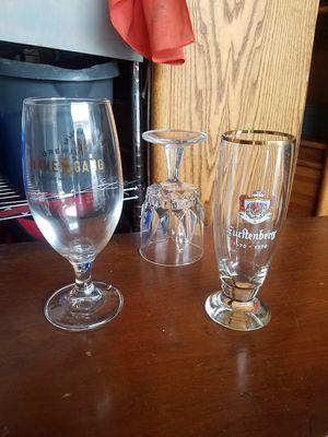 3 Glass wine cups for Sale in Pico Rivera, CA