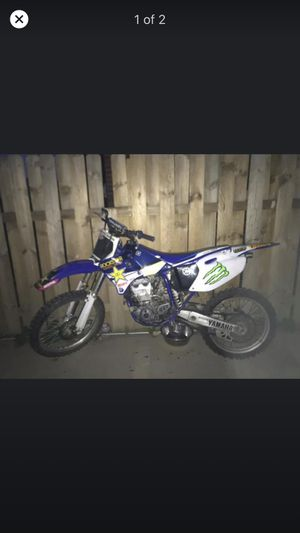 Yz400f for Sale in Detroit, MI
