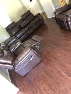 I Furniture three-El Rio furniture finance available down payment $39 1456 belt line rd suite 121 Garland tx 75044 Open from 9:30-8:30 for Sale in Richardson, TX
