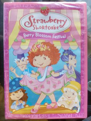 Strawberry Shortcake™: Berry Blossom Festival DVD (Brand New) for Sale for Sale in San Jose, CA