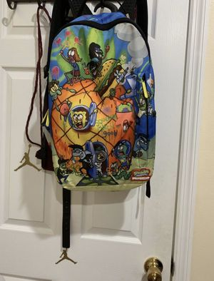Spongebob sprayground bookbag $25 for Sale in The Bronx, NY