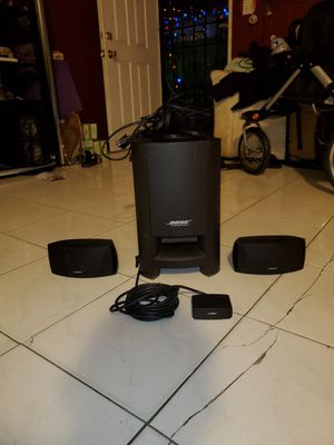 BOSE CineMate Series ll Digital Home Theater System for Sale in Huntington Beach, CA