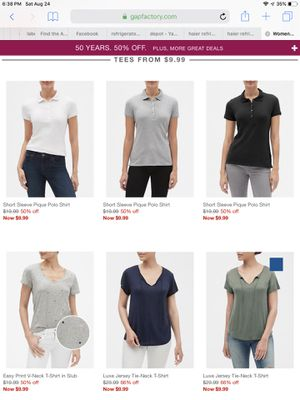 Ladies women's fashion clothing for Sale in Plumsted Township, NJ