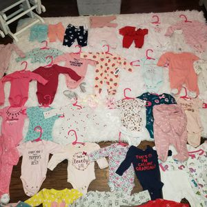 Baby Girl Clothing And Items Lot for Sale in Warner Robins, GA