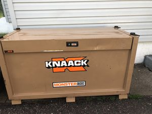 Knaack Box (Monster Box) Model 1010 GUC for Sale in Missoula, MT