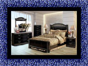 11pc Ashley bedroom set for Sale in University Park, MD