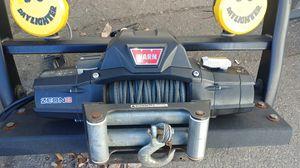 Warn Zeon 8 Winch 8000 lb. Never used for Sale in Virginia Beach, VA