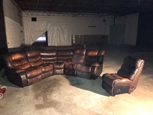 Reconditioned Sectional Couch for Sale in Atlanta, GA