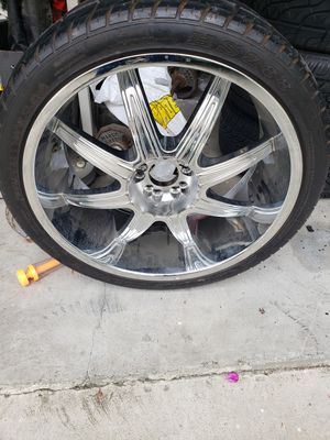 """22"""" rims for Sale in Lynwood, CA"""