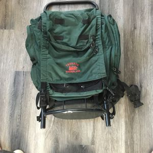 External Frame Hiking Backpack Rei for Sale in Fontana, CA