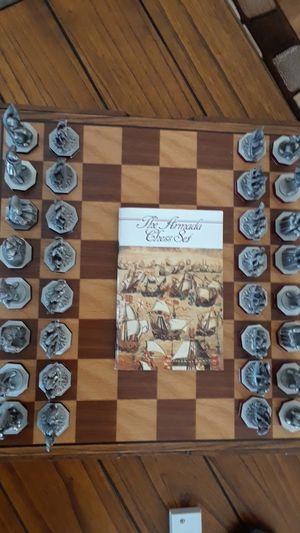 DANBURY MINT ARMADA chess set for Sale in Haines City, FL