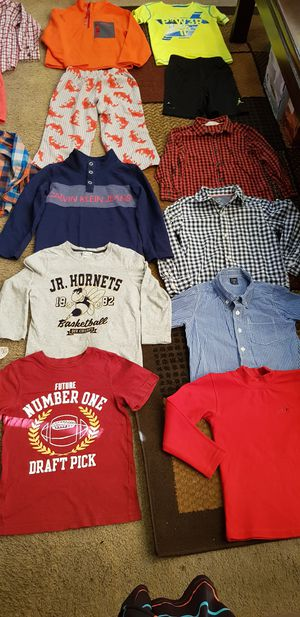 Boys clothes bundle size 4/6 for Sale in Rancho Cucamonga, CA