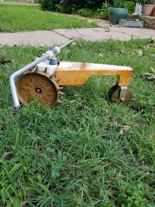 Vintage Craftsman Tractor Sprinkler