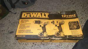 Dewalt12 vmaxlithium ion for Sale in Stockton, CA